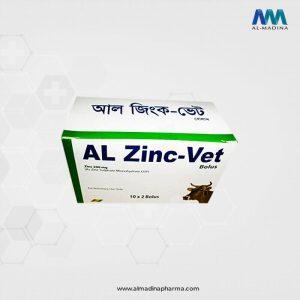 AL-Zinc-Vet Bolus